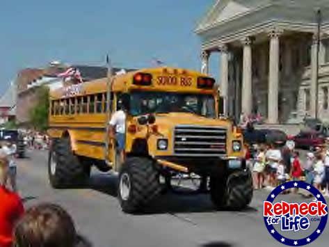 School Bus Monster Truck Toy Monster Truck or School Bus