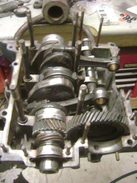 Car And Bike Fabrication 1600 Vw Motor Rebuild