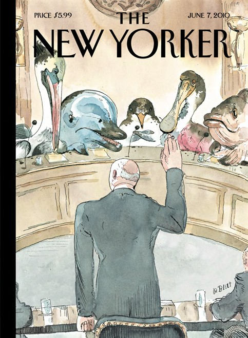 New yorker cover barry blitt s new yorker cover