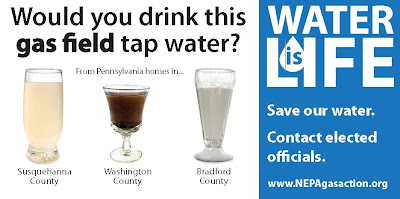 Cabot Oil And Gas Polluted Pennsylvania Drinking Water