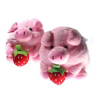 Lovely Pigs USB Speaker