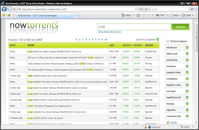 NowTorrents - Find the Best Torrents on the Web