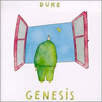 Genesis Duke album cover