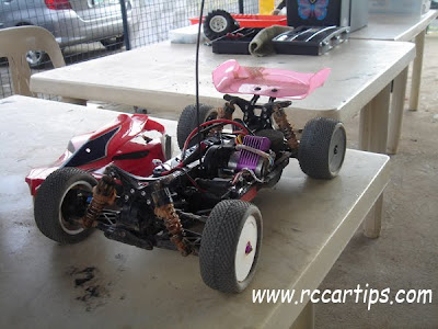 RC Car Tips: Off Road RC Buggy