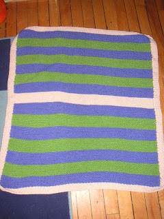 Twin blanket 1
