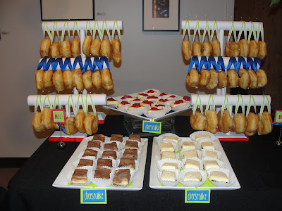 Wedding Reception Buffet on Buffets  Wedding Reception Dessert And Candy Buffet Sugar Bunch