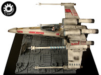 Star Wars Icons Studio Scale X Wing