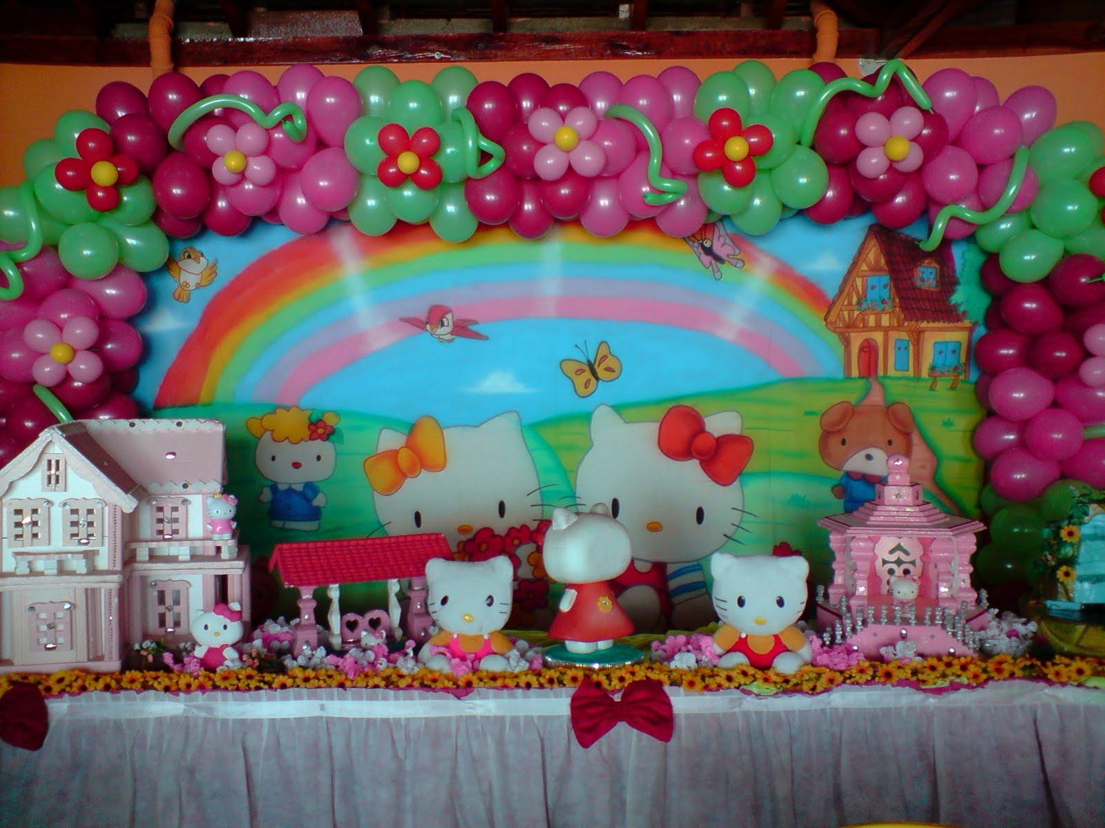 decoracao festa hello kitty : decoracao festa hello kitty ? Doitri.com