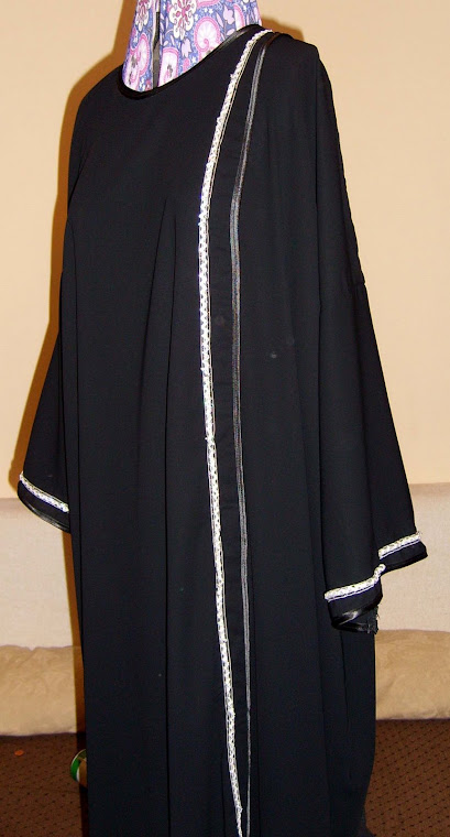 Ladies Evening Abaya