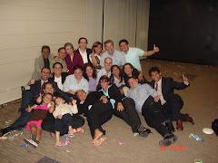 Staff del Taller Salir de la Sombra y Aprendiz Guayaquil-Ecuador