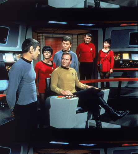 Star Trek's Science Fiction