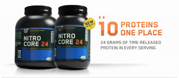 Optimum Nutrition Nitro Core 24