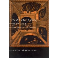 Conceptual Spaces, Gardenfors, Book cover