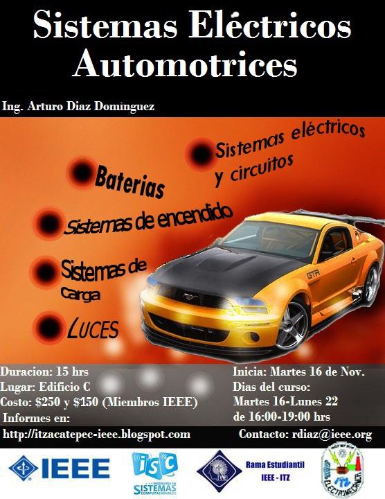Sistemas Automotrices