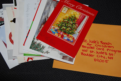 St Judes Ranch For Children Recycled Card Program Send