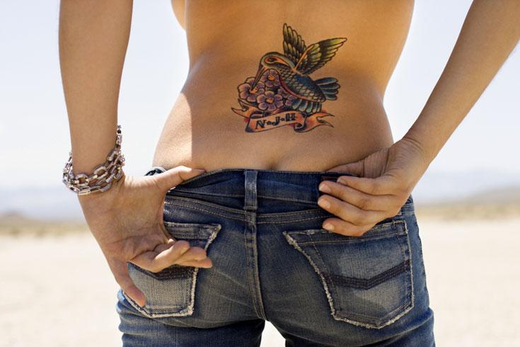 Female Tattoo Gallery