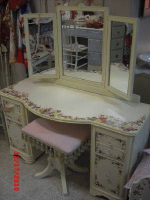 Handpainted Furniture Blog Shabby Chic Vintage Painted