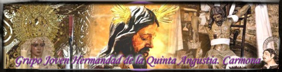 GRUPO JOVEN HERMANDAD DE LA QUINTA ANGUSTIA (Carmona)