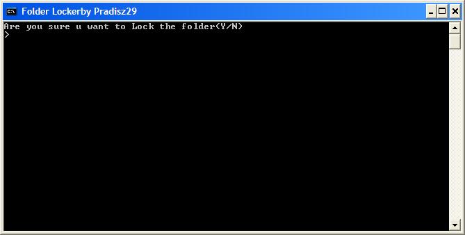 Cara Lock Folder Tanpa Software Google