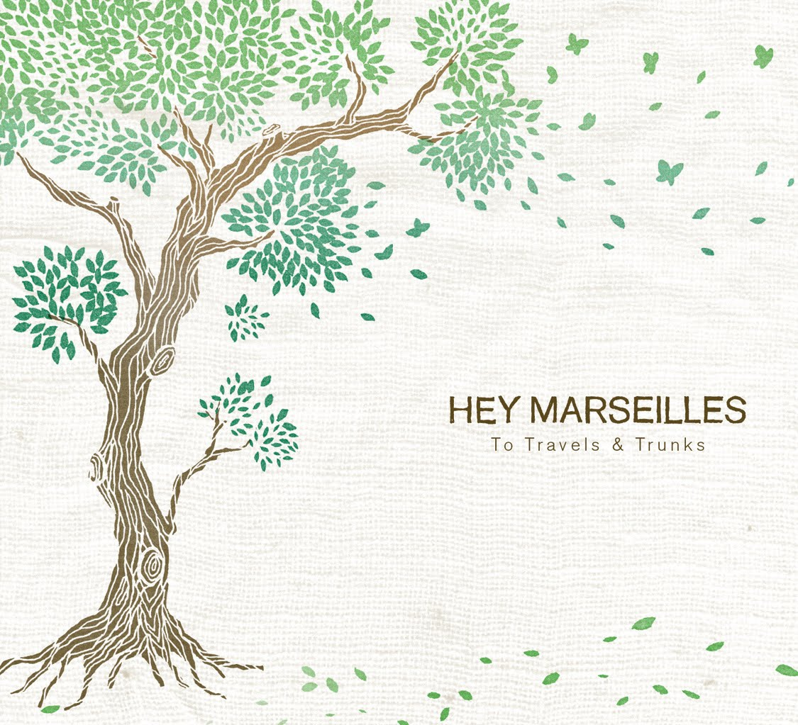 Hey Marseilles image photo pochette cover