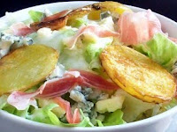 Chez Papa Salad