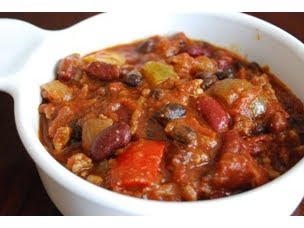 FunnySpoon's Turkey Chili