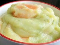 Mashed Potato Leek Soup
