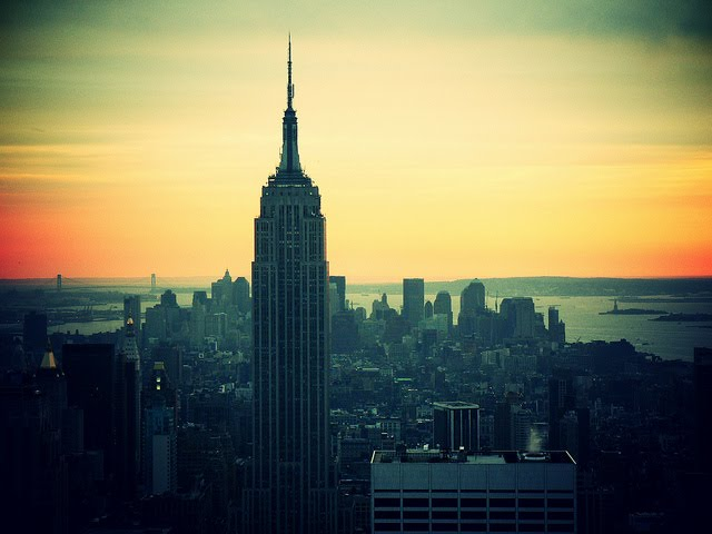 Walk In New York - Empire State Building