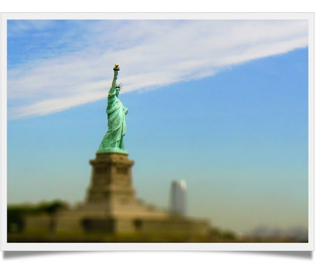 Walk In New York - Manhattan - Statue de la liberte