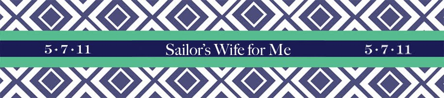 Sailor&#39;s Wife For Me