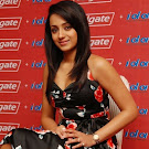 Trisha in Black Frock Cute Photos