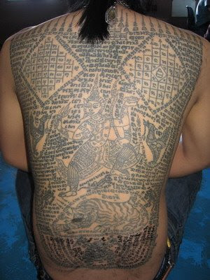 Thailand tattoo 03