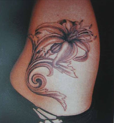 Feminine Tattoos Gallery