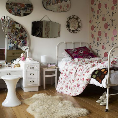 Http Interior Homedecor Blogspot Com 2010 09 Girly Bedroom Decoration Html