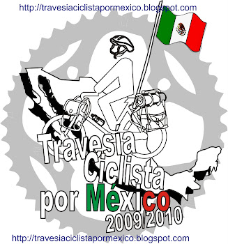 TRAVESIA CICLISTA POR MEXICO