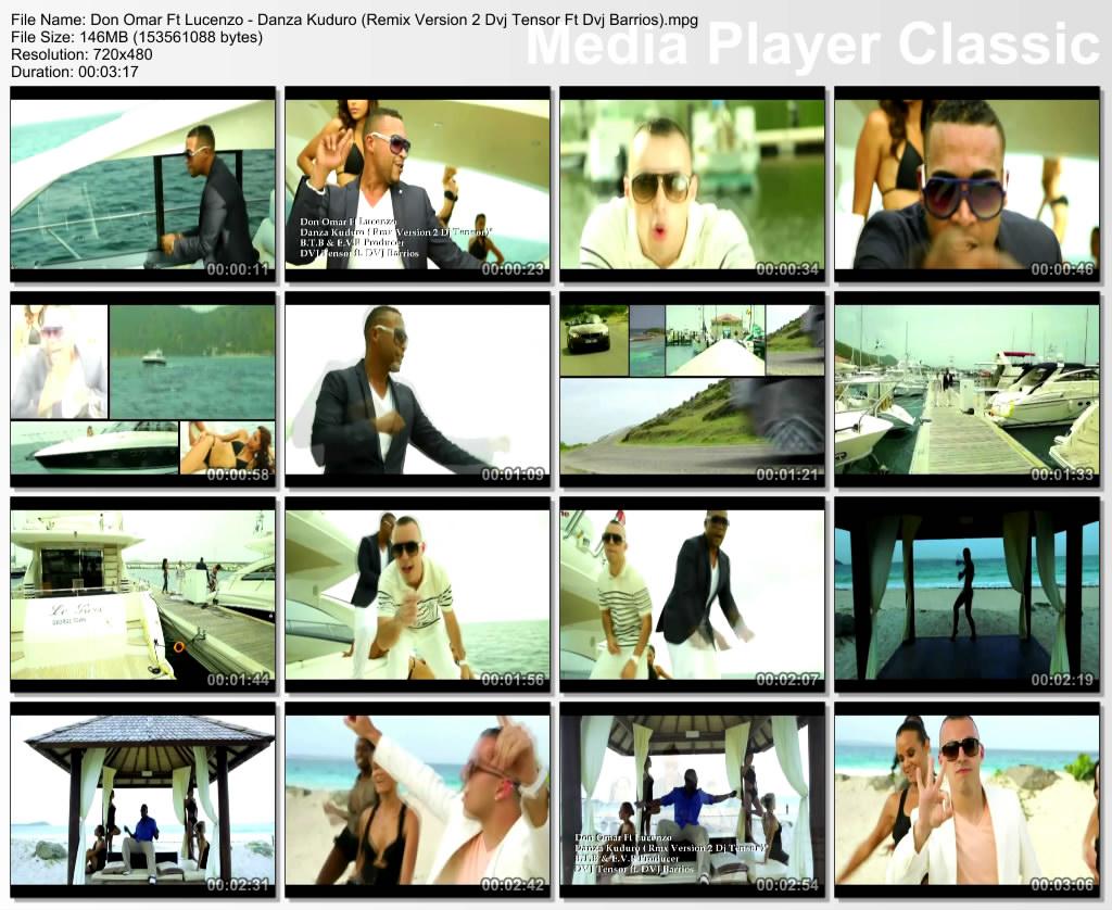 video don omar danza