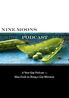 Cover art for 'A Very Gay Transcript'.