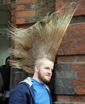 Top 10 Hairstyles. Top 10 Ugly Hairdos: Really