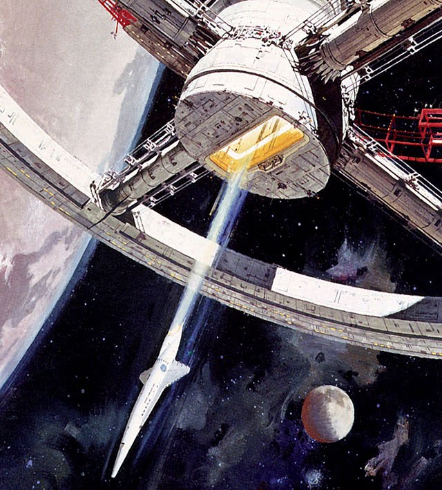 Space Odyssey Spacecraft a Space Odyssey Movie Has