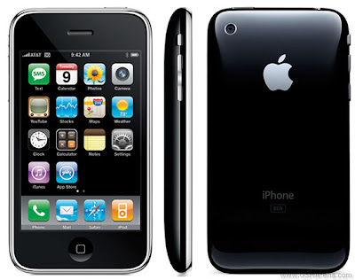 Apple Iphone Mobile Cell Phone with GPS!