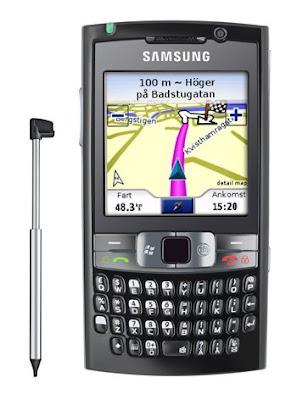 Samsung SGHi780 GPS CellPhone