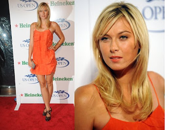 Maria Sharapova again