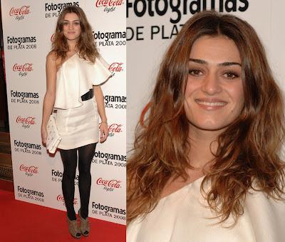 Fotogramas de Plata 2008 – Olivia Molina vs Pilar López de Ayala