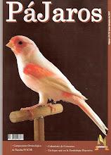 Portada Revista Pajaros Nº72 Año 2007