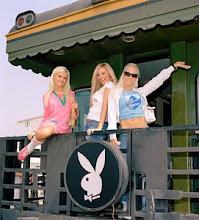 Holly, Bridget y Kendra
