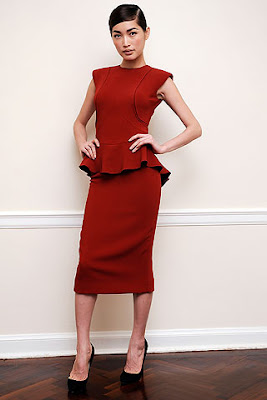 dress from victoria beckham