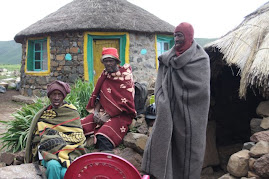 Basotho People Group Team