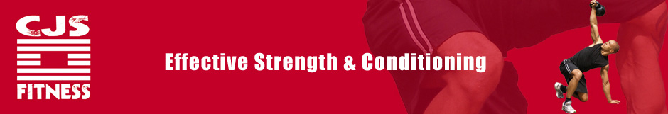 CJS Fitness: Effective Strength and Conditioning