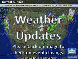 Weather Cancellations & Updates
