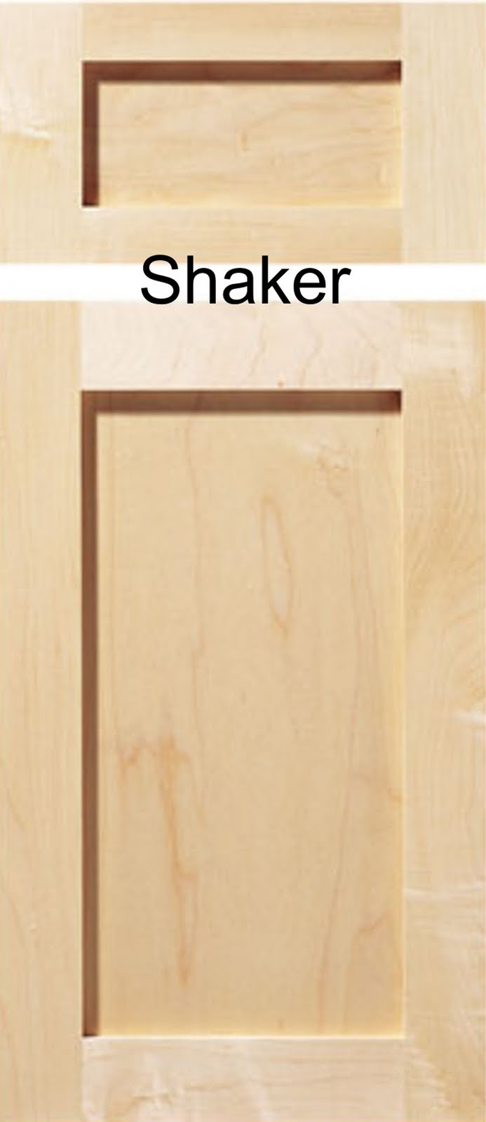 Tarheel Cabinet Door Styles